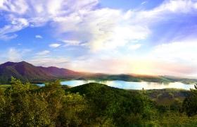 【紫云仙湖】